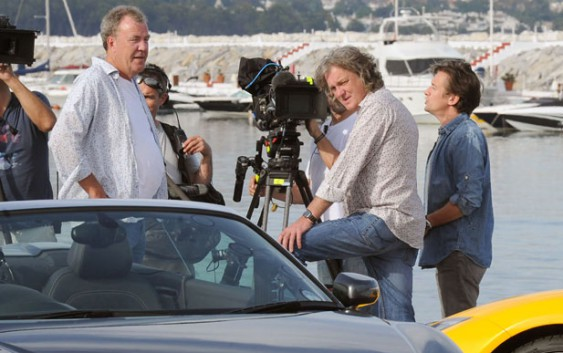 Clarkson, Hammond and May return to TV!